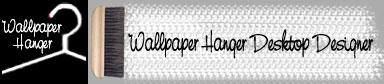 Wallpaper Hanger Desktop Designer