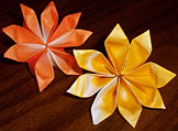 Origami diagrams 8 petal flower mightylinksfo