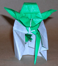 fumiaki kawahata origami yoda instructions