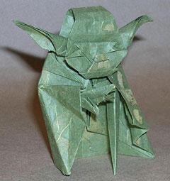 Star Wars – Yoda Origami Step-by-Step Instruction - /po ... - photo#15