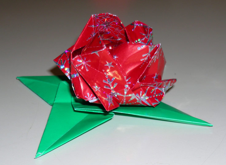Origami Paper Tips